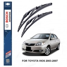Bosch Advantage Wiper Blades For Toyota Vios 2003-2007