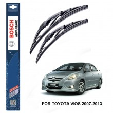 Bosch Advantage Wiper Blades For Toyota Vios 2007-2013