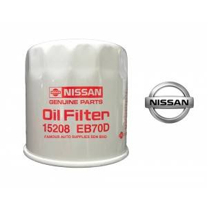 Genuine Oil Filter For Nissan Navara D40
