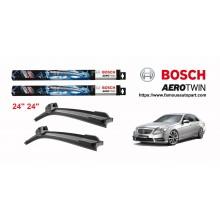 Bosch Aerotwin Multi-Clip Wiper Blades For Mercedes E-Class W212