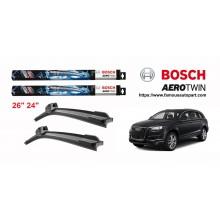 Bosch Aerotwin Multi-Clip Wiper Blades For Audi Q7