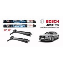 Bosch Aerotwin Multi-Clip Wiper Blades For Audi A5