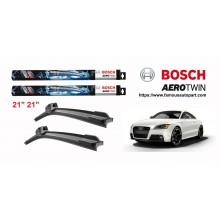 Bosch Aerotwin Multi-Clip Wiper Blades For Audi TT