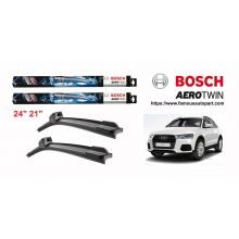 Bosch Aerotwin Multi-Clip Wiper Blades For Audi Q3