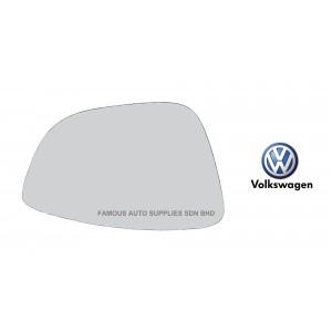 Left Side Door Mirror Glass For Volkswagen Passat CC Scirocco EOS