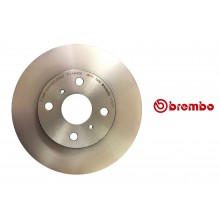 Brembo Front Brake Disc Set For Toyota Vios 2007 E J Spec Perodua Alza 2014