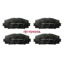 Front Brake Pad For Toyota Vios NCP93 2007 E J Specs Prius Lexus CT200