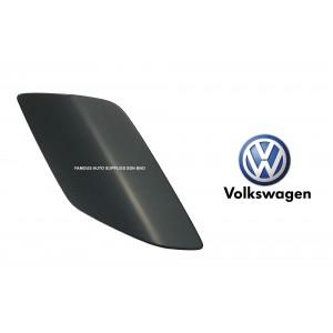 Left Side Headlight Washer Nozzle Cap For Volkswagen Golf MK6 2.0 (5K0955109A GRU)