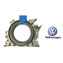 Crankshaft Sealing Flange For Volkswagen Golf Jetta Scirocco Tiguan 1.4 TSI