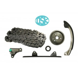 Timing Chain Set With Tensioner Damper For Perodua Myvi 1.3 Toyota Avanza