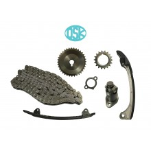 Timing Chain Set With Tensioner Damper Toyota Camry Estima Alphard Harrier 2.4