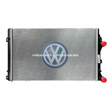 Coolant Radiator For Volkswagen Beetle Golf Jetta Scirocco Touran Audi A3
