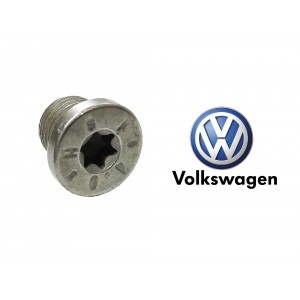Drain Plug With Seal Ring For Audi Volkswagen