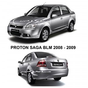 Hazard Switch For Proton Saga BLM (PW855369)