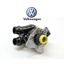 Genuine Water Pump Thermostat Assembly Audi TT Volkswagen Golf Passat 2.0