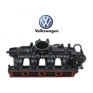 Intake Manifold For Volkswagen Golf Passat CC Sharan Tiguan Audi TT 2.0 TSI (06J133201BH)