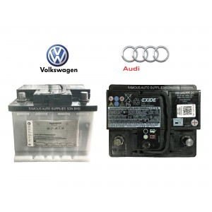 Genuine Battery Volkswagen Audi 000 915 105 DC