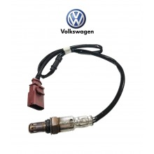 4 Pin Brown Contact Oxygen Sensor Volkswagen Polo Sedan Vento 1.6 (03C906262AT)
