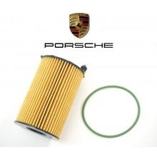 Oil Filter Element Porsche Cayenne Diesel Macan 3.0 TDI