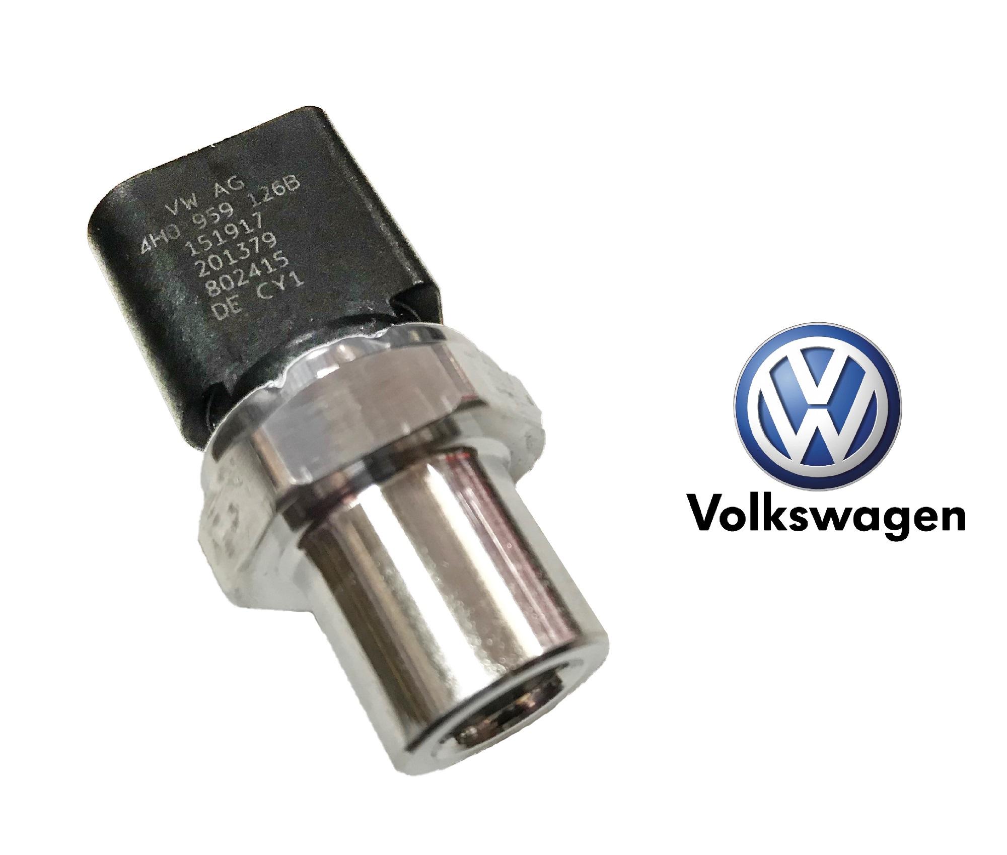 Air Cond Pressure Switch For Audi A4 A5 B8 A6 Q5 8R Volkswagen Golf MK7  Touareg